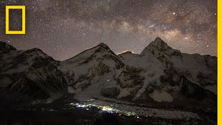 Everest Weather - Data is in the Clouds | National Geographic