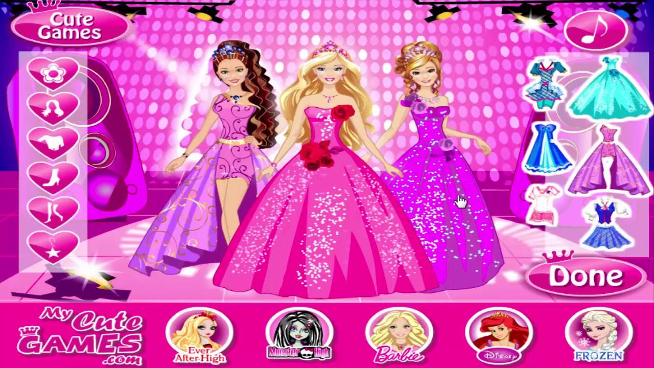 Princess high school games