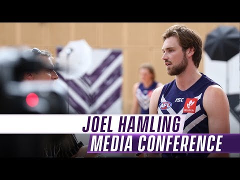 Joel Hamling's tag team effort | Media Conference: Monday 3 December, 2018