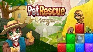 Pet Rescue Saga - Gameplay [iOS & Android] HD