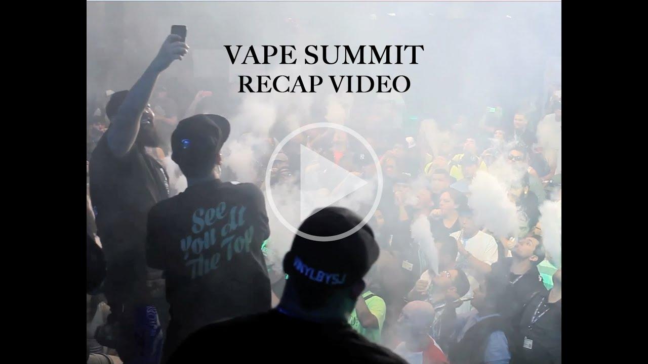 The Vape Summit 2014 Recap