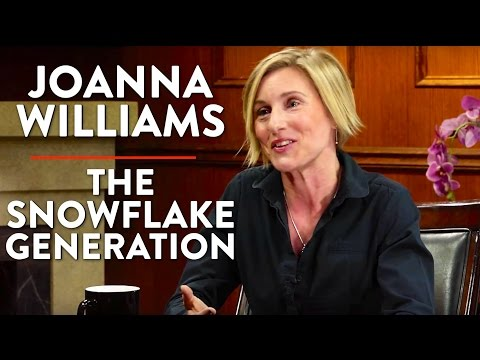 Early Education and the Snowflake Generation (Joanna Williams Part 1)