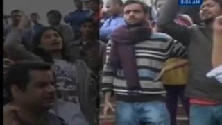 JNU student Umar Khalid makes a controversial remark, calls terrori...