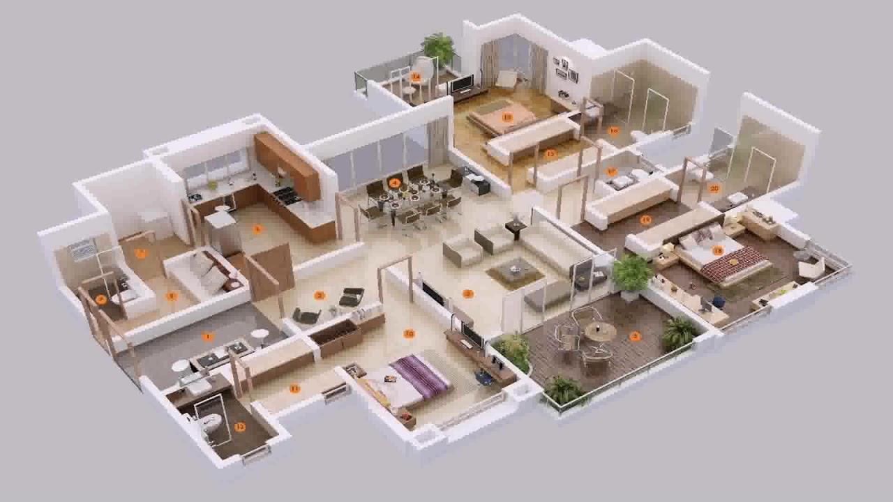 House Design Three Room