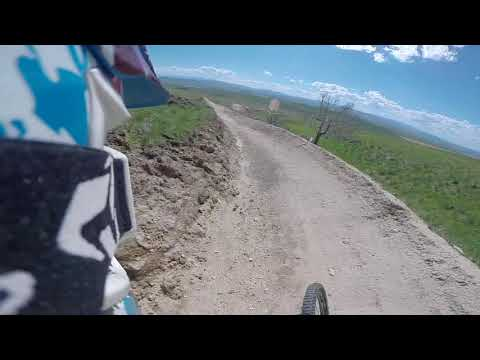 Neversweat, Downhill Mountain Biking, Copper City Trails, Three Forks, MT