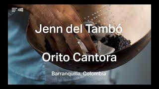 Jenn del Tambó (Colombie) - Performance