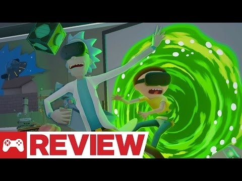 Rick and Morty: Virtual Rick-ality Review