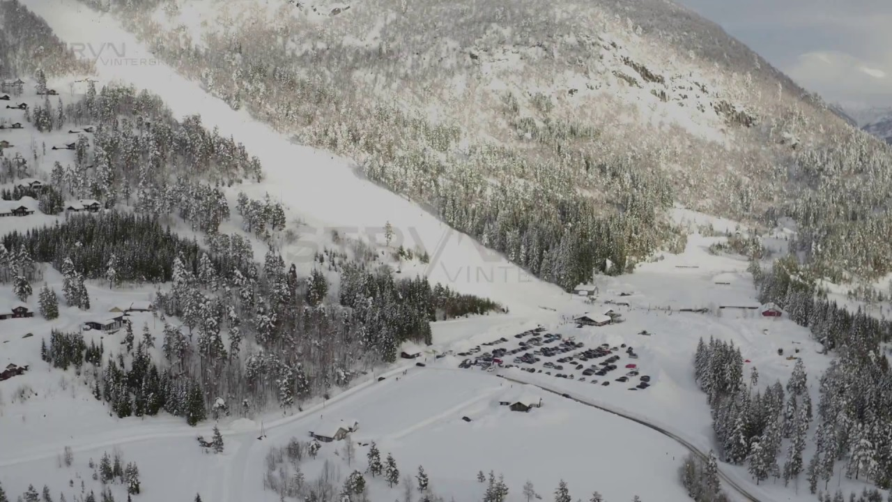 Video Stryn Winter Ski