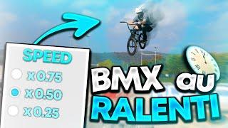 BMX AU SUPER RALENTI