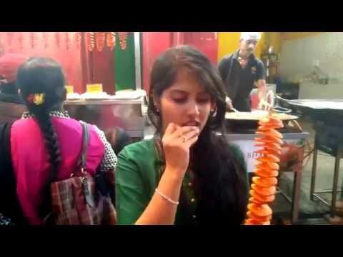Weekend Diaries, Location : VV Puram Food Street (Thindi Beedi), Bangalore