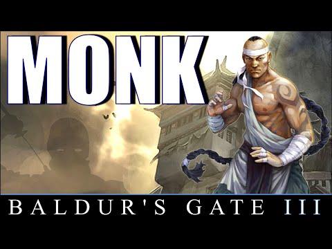 The Monk Class | Baldur's Gate 3 Guide (D&D) |
