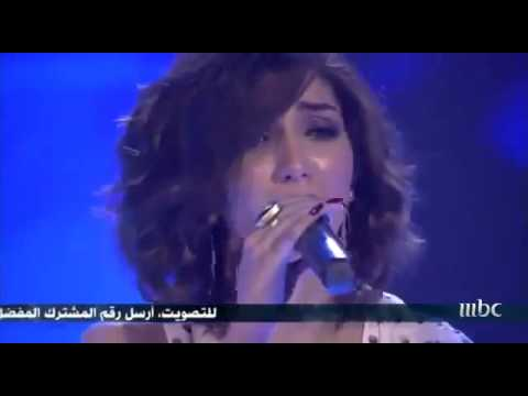 Dounia BATMA Magadir Talal MADAH Arab Idol Ep8 Auditions   YouTube