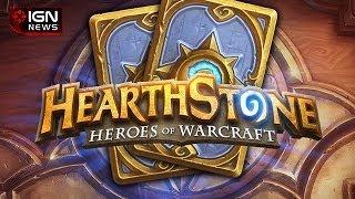 Hearthstone Update Nerfs Hunters