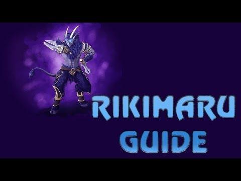 видео: rikimaru - гайд dota 2.   Ниндзя, ниндзя!!!)))