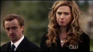 The Flash 3x23 Ending H.R's Funeral (H.R's message to Cisco), Caitlin leaves Team Flash
