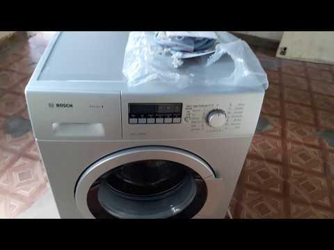BOSCH WAK24268IN 7KG fully autometic washing machine