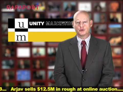 RAPAPORT, JUNE 15, 2011  Rough Diamond Prices Increase - YouTube.flv