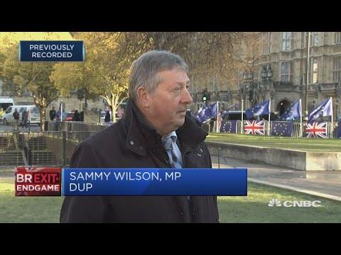 No-deal Brexit won't lead to hard Irish border, DUP spokesman says | Squawk Box Europe