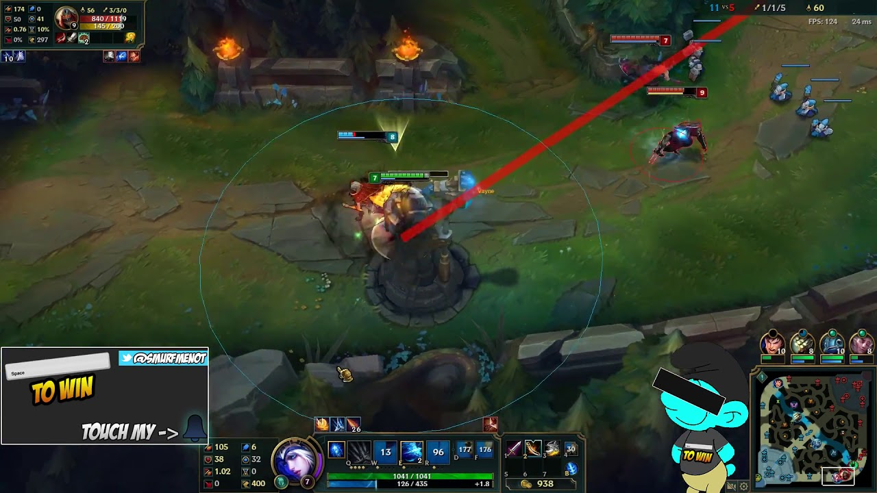 League of legends damage hack 2018 | League of Legends Hack