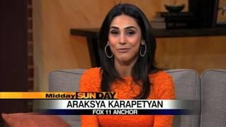 Araksya on Midday Sunday