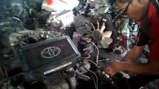 Engine Toyota 3SGTE