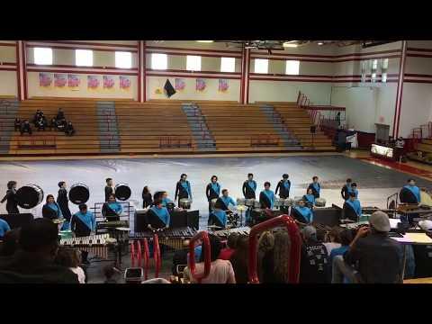 Harlingen High School Indoor Percussion Ensemble