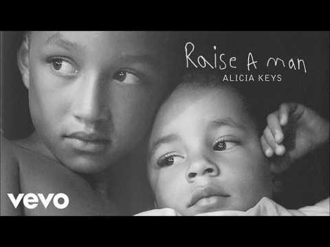 download Alicia Keys - Raise A Man Lyrics (Lyric Video)