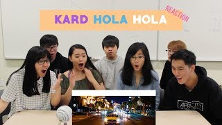 [APRICITY] KARD - HOLA HOLA MV Reaction Video [THEY FINALLY DEBUTED!]