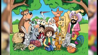 Azərbaycan Nağılları   Acgöz köpək