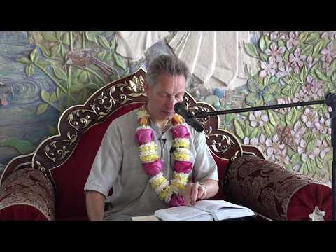 Шримад Бхагаватам 10.62.3-9 - Враджендра Кумар прабху