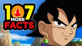 107 MORE Dragon Ball Super Facts You Should Know! ft. CurtRichy (107 Fact S8 Ep18)