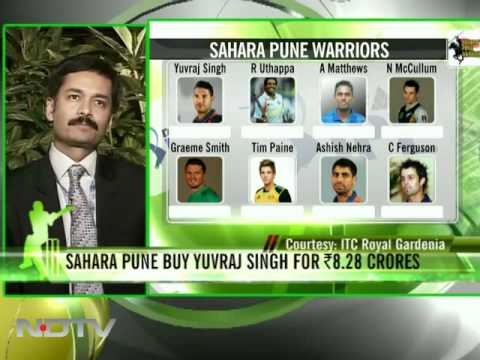 We always wanted Yuvraj: Pune Warriors