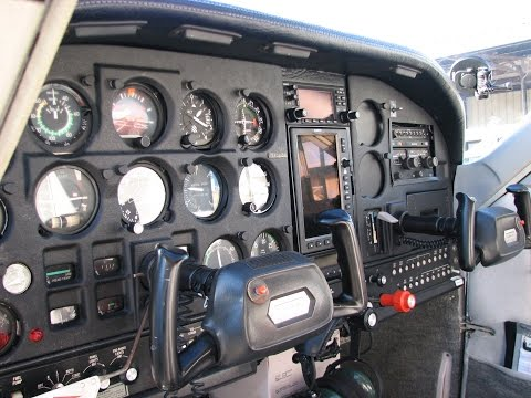 Cessna Cardinal Panel Overview