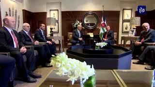 جلالة الملك يشدد على الموقف الأردني الثابت تجاه القدس والقضية الفلسطينية - (19-6-2018)