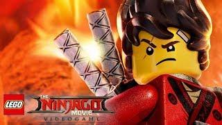 The Lego Ninjago Movie Video Game - ПРОХОЖДЕНИЕ. ИЗУЧАЕМ НОВЫЕ ПРИЕМЫ НИНДЗЯ