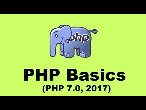 1- PHP Basics, Why choose PHP as your web development language?