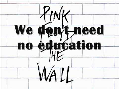 Pink Floyd - Another Brick in the Wall (FULL SONG!!!)