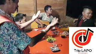 Trio LAPO - Alusi Au Inong - COVER Lagu Batak Sedih