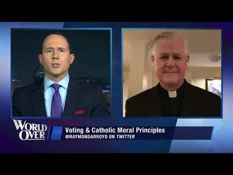 World Over - 2020-10-22 - Fr. Gerald Murray with Raymond Arroyo