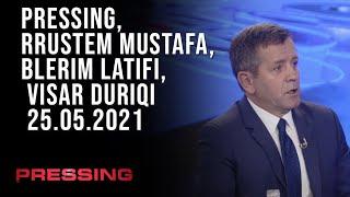 PRESSING, Rrustem Mustafa, Blerim Latifi, Visar Duriqi – 25.05.2021