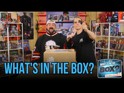 Whats in the Box? with Kevin Smith & Jason Mewes! - Episode 17