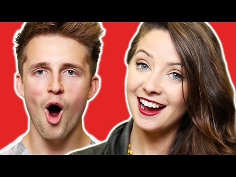 Thumbnail: British YouTubers Respond To Weird Comments