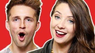 British YouTubers Respond To Weird Comments