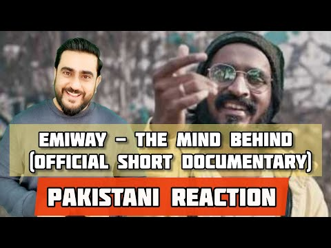Emiway - The Mind Behind (OFFICIAL SHORT DOCUMENTARY) | Pakistani Reaction