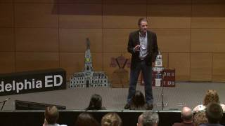 TEDxPhiladelphiaED - Phil Clothier - How Big Is Your World?
