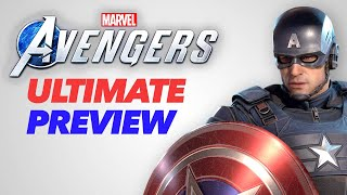 Marvel's Avengers Gameplay - The Ultimate Preview
