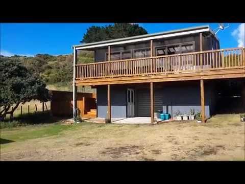 Raglan Bach accommodation New Zealand