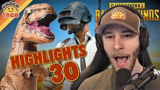 chocoTaco Presents: HIGHLIGHTS 30 - PUBG Gameplay