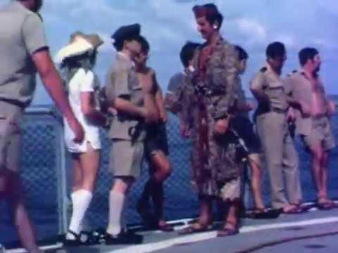 1975 vieilles traditions Marine (et autres images) Aviso Escorteur EV Henry