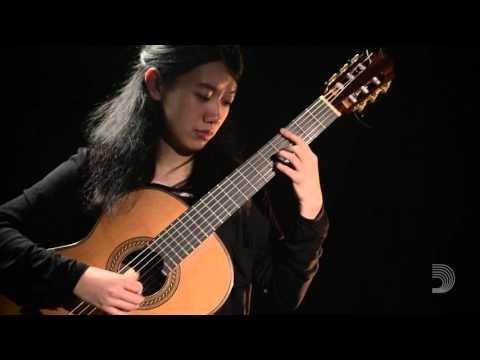 D'Addario Classical Guitar Performance by Liying Zhu